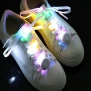 Other - Multicolor LED laces